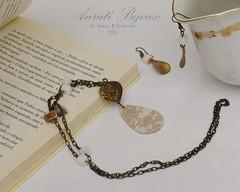 C011 (Anrati Bijoux) Tags: earings stones colar brincos pedras necklaces bijuterias