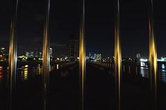 Off Limits (Trim Reaper) Tags: tower metal evening nikon singapore gate nightshot gates lookout tokina locked uwa tanjong rhu d90 1116mm