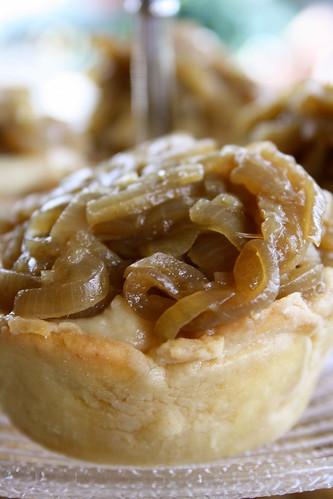 Caramelised Onion Tarts