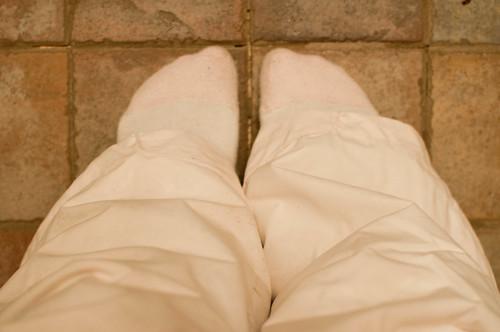 new ski pants!