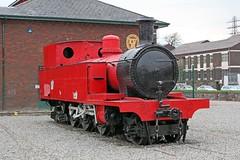 Foyle Valley Railway (*Firefox) Tags: railroad train railway steam londonderry steamengine derry narrowgauge canonef50mmf14usm 264t canoneos5dmarkii foylevalleyrailway