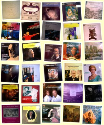 立冬を迎え今月聴きたいアナログLPレコード30枚をピックアップ