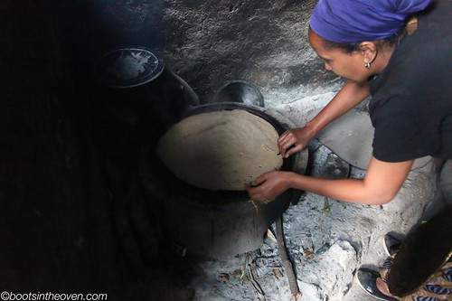 Zufan, Making Injera