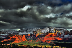 Red Rocks of Sedona With Early Morning Snow (j/bimages) Tags: colorphotoaward mygearandme mygearandmepremium mygearandmebronze mygearandmesilver mygearandmegold mygearandmeplatinum artistoftheyearlevel2 galleryoffantasticshots aboveandbeyondlevel1 flickrstruereflection1 flickrstruereflection2 flickrstruereflection3 masterclasselite aboveandbeyondlevel2 aboveandbeyondlevel3