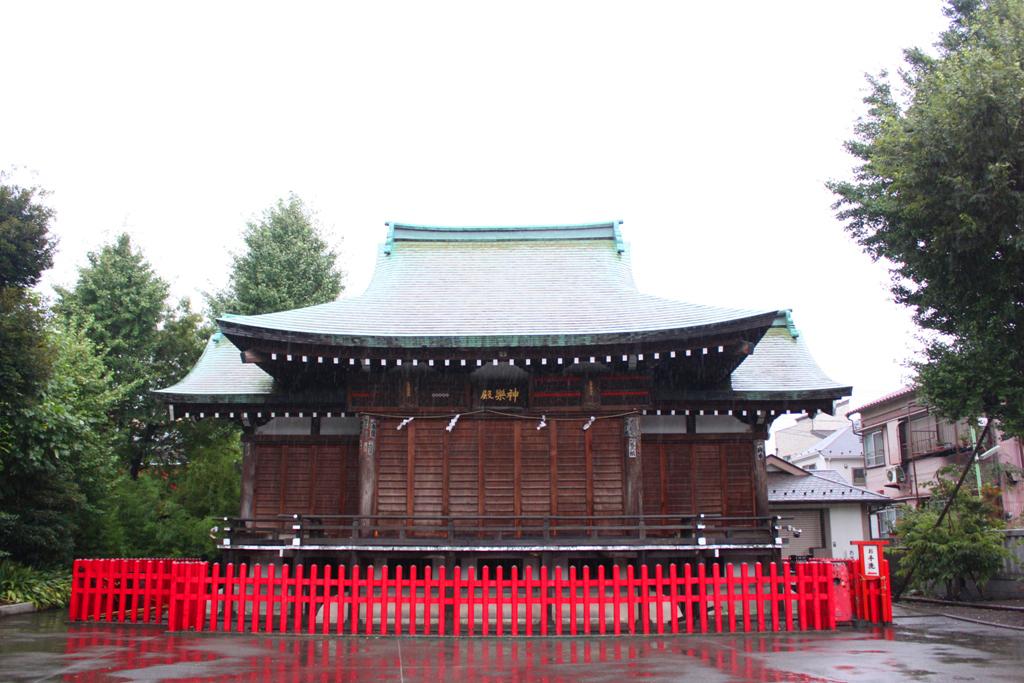 Haneda walking guide (2)