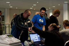i44 - EAS Check-in (IGFestUK) Tags: reception i44 iseries telfordinternationalcentre multiplay day1easthursday photographersusannjohansenlilliestierna