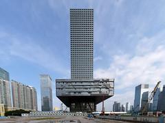 Shenzhen Stock Exchange (2) (evan.chakroff) Tags: china evan remkoolhaas shenzhen oma stockexchange officeformetropolitanarchitecture evanchakroff chakroff evandagan