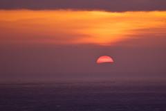 At sunrise (*Jonina*) Tags: sea sky clouds sunrise iceland ísland ský himinn hafið sólarupprás bej kambanes absolutelystunningscapes jónínaguðrúnóskarsdóttir