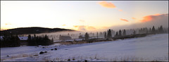 Nordseter (Ulf Bodin) Tags: mist snow norway fog norge lillehammer nordseter canonef50mmf12lusm canoneos5dmarkii