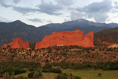 Garden of the Gods, Colorado Springs, CO (Photos By Clark) Tags: colorado unitedstates places location where northamerica printed photoframe locale photoprojects print200912 print201003
