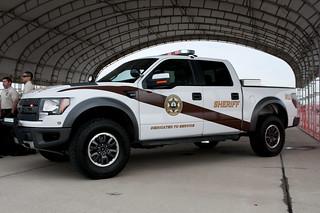 Yuma County Sheriff's OfficeTruck