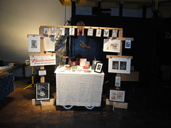 Culture Clash Booth (melsavers) Tags: art booth sell cultureclash