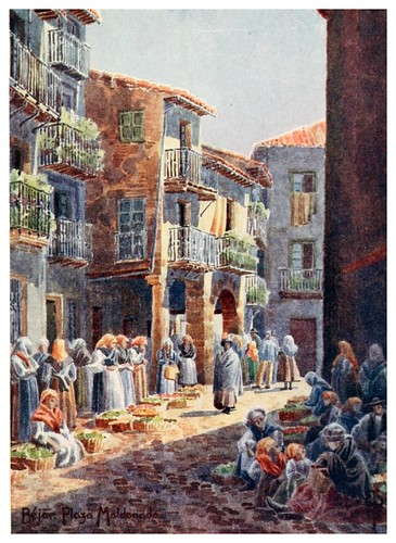 28-Bejar-Northern Spain painted and described-1906- Edgar Thomas Ainger