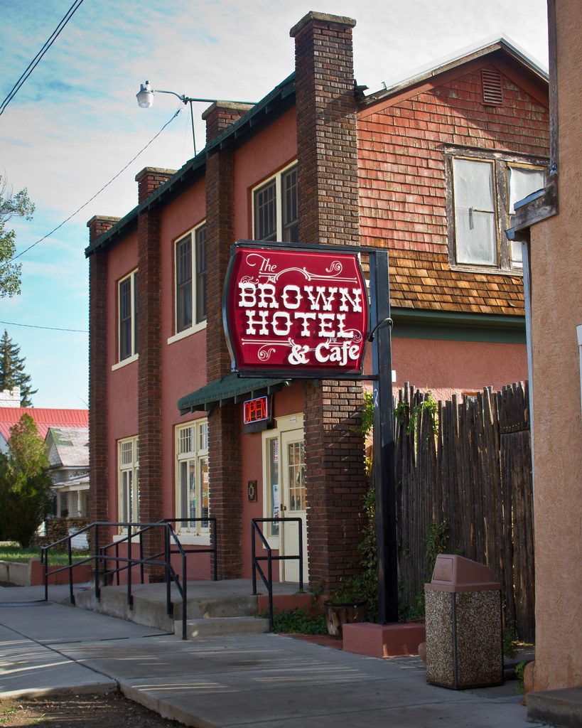 The Brown Hotel and Cafe