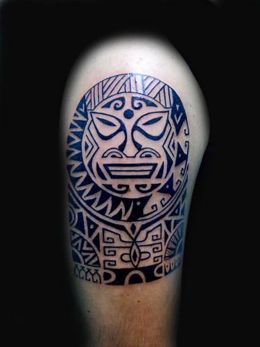 tatuaggi maori