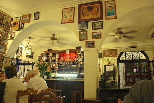 Marbella, Taberna La Nina de El Pisto