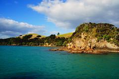 DSC01579 (Jessie K Smith) Tags: ocean trip newzealand vacation sky holiday nature beautiful landscape islands bay scenery tour dolphin dolphins nz maori bayofislands kiwi pahia