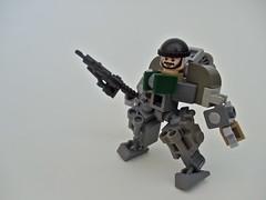 M05-Hardsuit (Nemowerty) Tags: green dark fun suits lego lol hard tan crest suit greens how built mecha mechs mech mechas hardsuit faction factions bley hardsuits bleys m05hardsuit