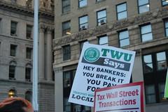Bankers broke it