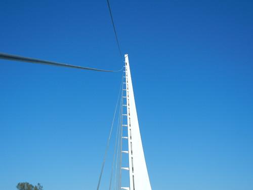 Sundial Bridge, Turtle Bay, Redding, California _ 5404