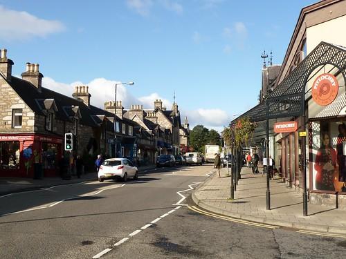 Pitlochy Perthshire