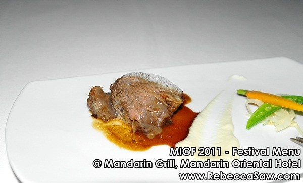 2011 MIGF - Mandarin Grill, Mandarin Oriental-4