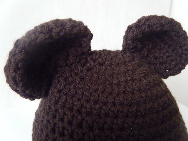 Beary Cute Beanie