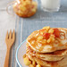 Pancake & caramelized apples