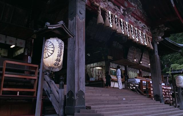 富士浅間神社 - Fuji Sengen Jinja shrine
