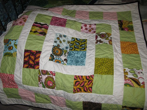 my 100 quilts for kids quilt
