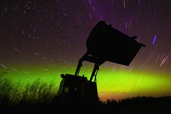 "_DSC8918 ""Polaris rotation""    4.1k (ChanHawkins) Tags: expression equipment sensational northernlights auroraborealis platinumheartaward ""flickraward"" moosehuntingoct2011 polarisrotation"
