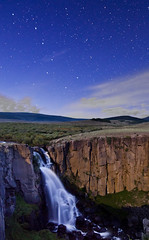 North Clear Creek Falls (Michael_Underwood) Tags: longexposure night colorado waterfalls lakecity bigdipper northclearcreekfalls hinsdalecounty