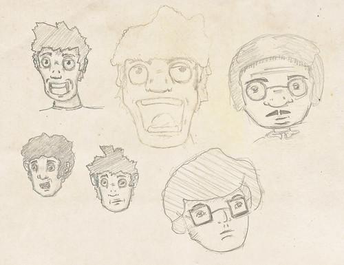 Random Faces