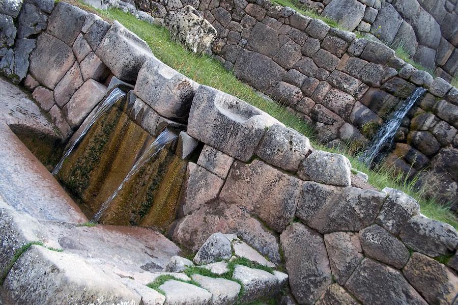 Бани Великого Инки. Тамбо-Мачай, Перу © Kartzon Dream - авторские путешествия