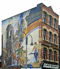 Mural, Call Lane, Leeds by Tim Green aka atoach