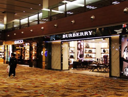 Partidas e chegadas - aeroporto de Singapura