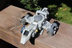 IMG_2407 (shellmarie712) Tags: lego serenity spaceship firefly