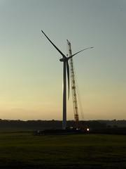 Wind Turbine Under C