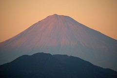 Golden Time (Mt.Fuji) (peaceful-jp-scenery) Tags: evening    hdr mtfuji      dslra900 sal70300g sony70300g