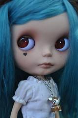 Close up (Lawdeda ) Tags: morning by necklace good sunday ears deer blythe custom ebl hazie lawdeda sammydoe fairyflip
