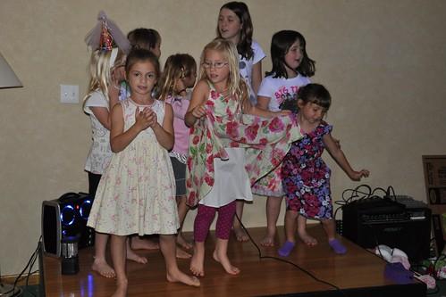 Alana's Belated 6th Birthday Tea Party