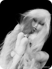 axana bw (cureilona of Lightpainted Doll) Tags: sculpture woman art mannequin girl female marina ball miniature doll artist dolls handmade feminine hans bisque mini tiny bjd collectible custom ilona lidia porcelain joint collectable automata bellmer joints sculpting porcelaindoll sculpt artistdoll ooakdoll balljointeddolls snul bychkova customisable porcelainbjd porcelainballjointeddoll jurgiel lightpainteddoll marthaarmstronghand