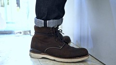 snap shot (lazytuba) Tags: boot shot folk ss deep snap neighborhood denim mid virgil aw kudu rigid 2011 visvim nbhd lazytuba lv0