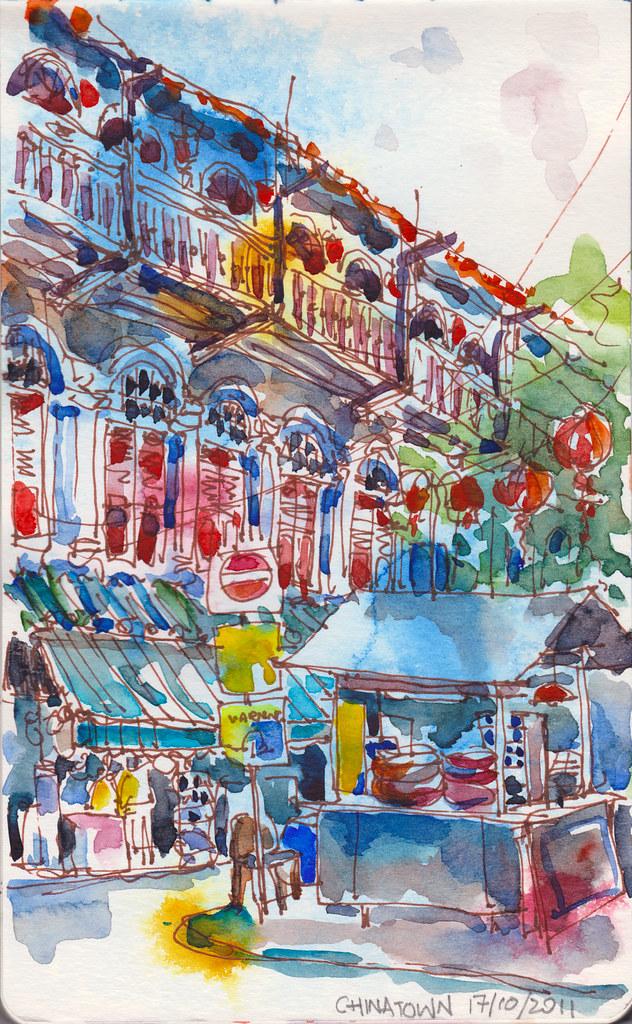 Smith Street @ Chinatown