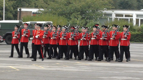 Gareth Jones Passing Out Ceremony Oct 11 13