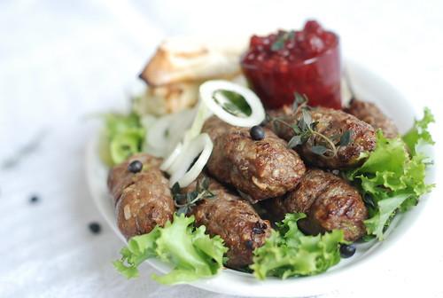 põdraliha kebab