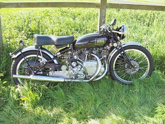 309 HRD Vincent Rapide B (robertknight16) Tags: 1930s vincent motorcycle british hrd