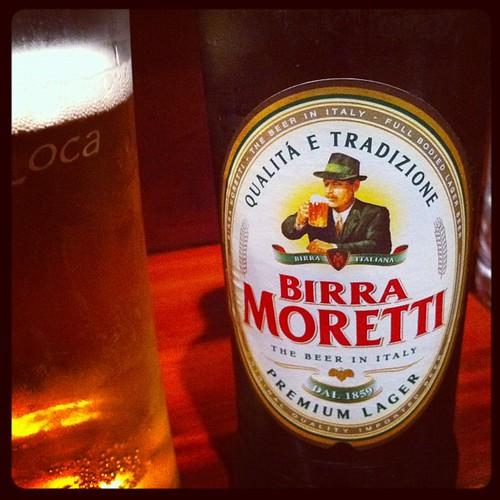 イタリアのヤツで、昼ビー