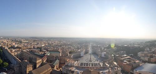 Rome in Panoramic
