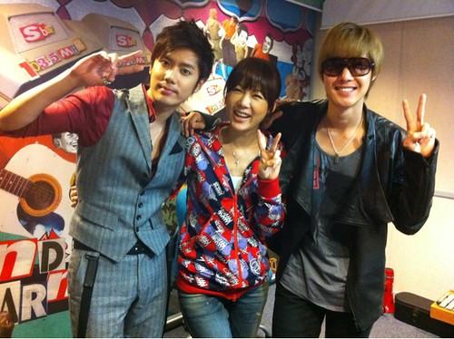 Kim Hyun Joong SBS-R LOVE FM An Sun Young I Like Radio [111018]